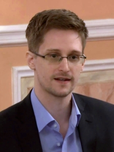 "The famous whistleblower, Edward Snowden, recently dismissed by a ridiculous, ankle-grabbing op-ed in the Daily Mail as a ""weedy-looking 31-year-old American computer geek with a beard that appears to be suffering from a nitrogen deficiency."""