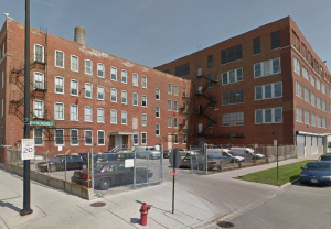 "This innocuous-looking warehouse is used by Chicago police as a CIA-style ""black site"" for detaining and interrogating suspects."