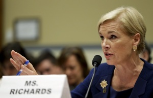 Planned Parenthood president Cecile Richards testifies before the House Committee on Oversight and Government Reform on Capitol Hill in Washington September 29, 2015. REUTERS/Gary Cameron