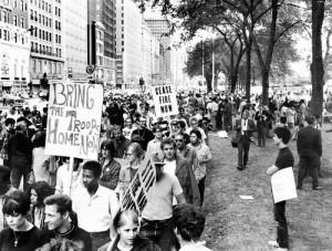 Anti-war Vietnam