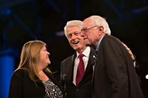 Presidential Candidates Speak At Iowa Democratic Party Jefferson-Jackson Dinner