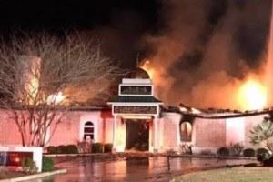 burning-mosque