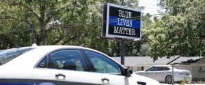 blue lives matter