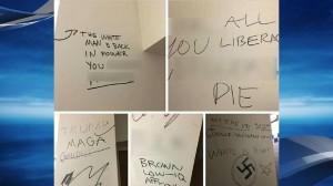 trump gaffiti