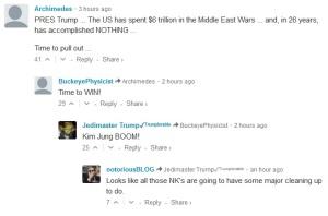 BB comment