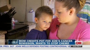 kid cancer pot