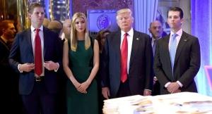 Trump Family